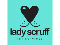 Dog Walker/Dog Walking, Pet Sitter/Pet Sitting, Pet Visits in Greenwich and Surrounds: LADY SCRUFF