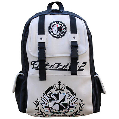 Dangan Ronpa Danganronpa Monokuma Cosplay Backpack Shoulder Bag School bag