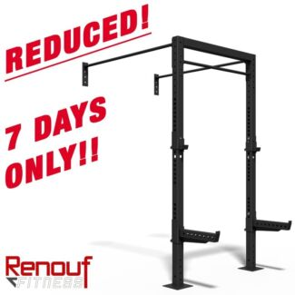 CrossFit Rig Wall Mounted 15 - Cage Cell - Gym Fitness Equipment Osborne Park Stirling Area Preview