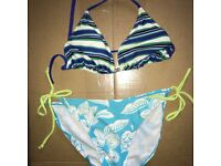 bikini bundle size two tops and one bottoms (medium)