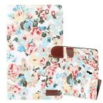 Samsung Galaxy Tab A 10.5 - T590 - Flip hoes, cover, bloemen