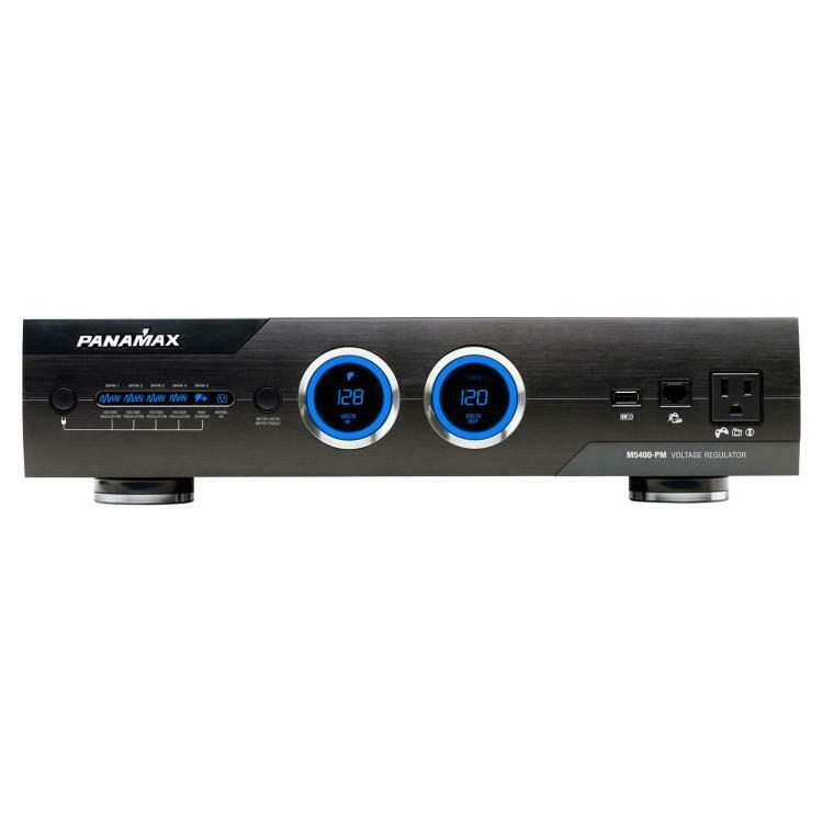 Panamax M5400-PM 11-Outlet Power Conditioner