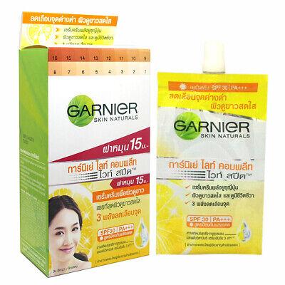 GARNIER Light Complete Whitening Best Vitamin C Serum Cream For Face with SPF30