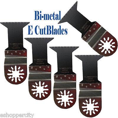 5 E-cut Oscillating Multi Tool Saw Blade For Fein Multimaster Dremel Milwaukee