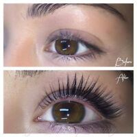 YUMI Lash Lift & Extensions 20% off August