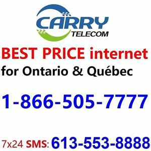 Commercial Internet Plan with Free Installation - Unlimited 50M $49.99/mon or 25M $44.99, Free Static IP, No contract