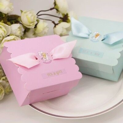 Babyshower Babyparty Party Baby Candy Box Giveaway Mitgebsel Süßigkeit Taufe 36