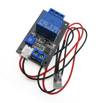 Photosensitive Resistance Relay Control Modulelight-operated Switch Dc12v