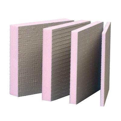 9,4m² Bauplatte 20mm Fliesenplatte 1300 x 600mm Hartschaum Entkopplungsplatte