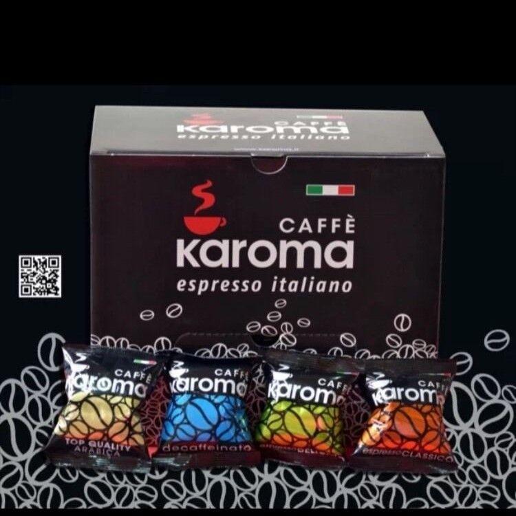 30 Karoma Capsules Compatible Nespresso Originalline Machine
