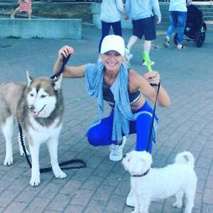 DOG WALKS/PRIVATE RUNS/ 1 ON 1 OR GROUP WALKS-YALETOWN AND VAN