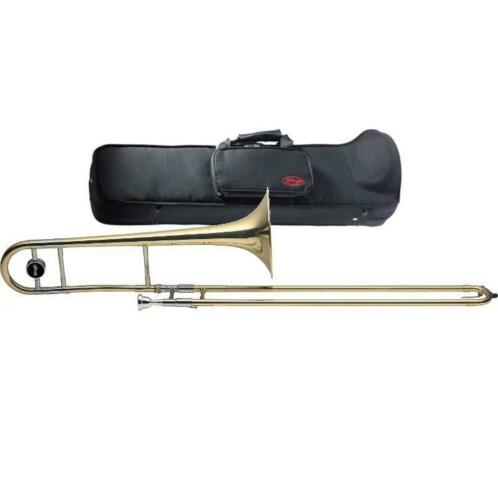 (B-Stock) Stagg WS-TB245S Bb Tenor Trombone incl. softcase