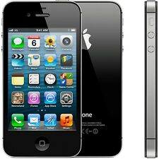 NEW Apple iPhone 4s 32GB GSM worldwide Factory unlocked Smartphone Black