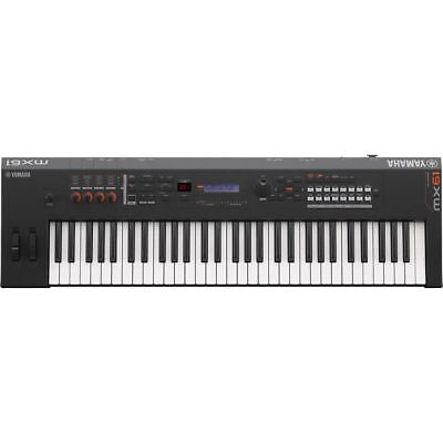 Yamaha MX61 61-Key Analog Keyboard Synthesizer (Black) *New* comprar usado  Enviando para Brazil