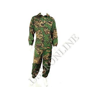 Russian Military Spetsnaz Camo Uniform Suit PARTIZAN BDU