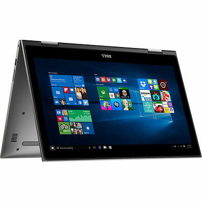 Dell Inspiron I5568 5240Gry 2 In 1 Full Hd Laptop I7 1Tb 8Gb New Best Offer