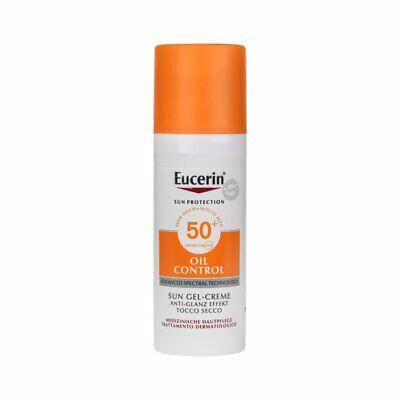 Eucerin Oil Control Face Sun Gel-Creme LSF 50+