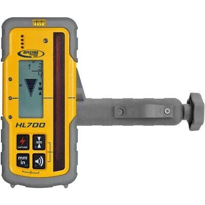 Spectra Laser Level Hl700 Laser Receiver Laserometer Apache Storm