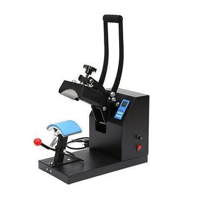150w Digital Golf Hat Cap Heat Press Machine Heat Transfer Machine Diy 110v New