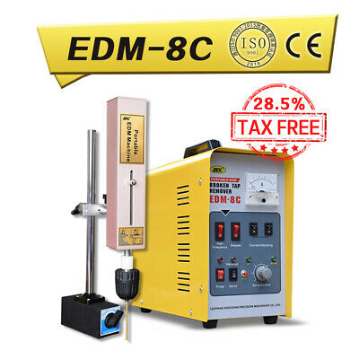 Easy To Operate Broken Tap Remover Electric Discharge Machine Tap Burner
