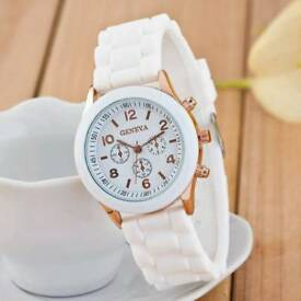 New Ladies Gummy Watch