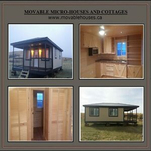 MOVABLE MICRO-HOUSE starting at $29,000