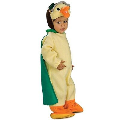 Ming Ming Duckling Duck Wonder Pets Kids Infant Halloween Costume 6-12 m New