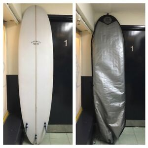 Surfboard 7.4ft.
