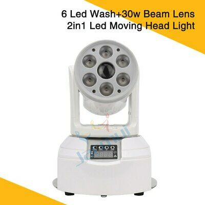New DJ Lighting Mini Beam And Wash LED Moving Head Light For Holiday Event Show