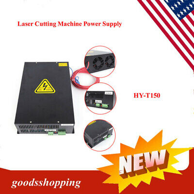 150watt Laser Cutting Machine Power Supply For Co2 Laser Tube Hy-t150