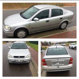 Holden Astra (2001)