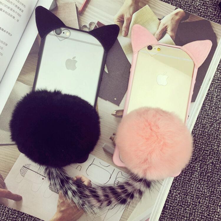 iphone 7 plus coque oreille