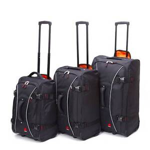 """New 3-Piece Durable Athalon Hybrid Travelers Luggage 21""""26""""29'' Como South Perth Area Preview"""