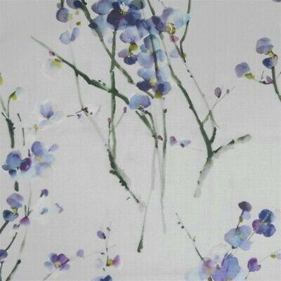 Voyage - Seville - Violet Stone - Large Fabric Remnant - 58cm Long x 138cm Wide