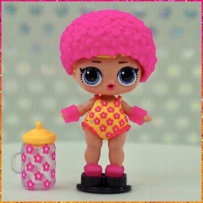 LOL Surprise Dolls IN SYNC Lights Glitter Series 1 Pink Swim Club SEALED  L.O.L.