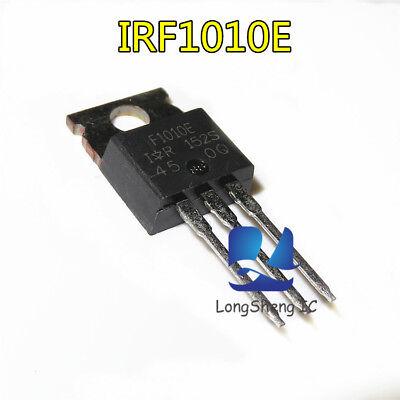 10pcs Mosfet Transistor Ir To-220 Irf1010e Irf1010epbf F1010e New