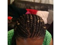 Afro Caribbean hairstyles/Hair Extensions