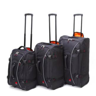 """New 3-Piece Durable Athalon Hybrid Travelers Luggage 21""""26""""29''"""