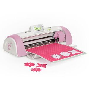 Cricut Expression 2 Pink Digital Die Cutting Machine 2002358
