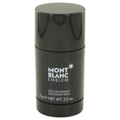 Mont Blanc Emblem Deodorant Stick 2.5 oz Men