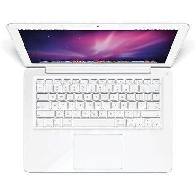 "Apple White MacBook 13.3"" Notebook Intel 2.10GHz WiFi 2GB RAM 160GB HDD Mac OSX"