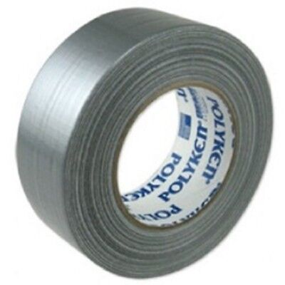 2 X 60 Yards U.s.a. Cloth Duct Tape Sealantwinterizing Free Shipping