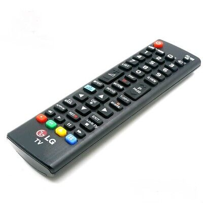 NEW LG REMOTE CONTROL TV  LG LED LCD 3D WORKS for all LG  Tv