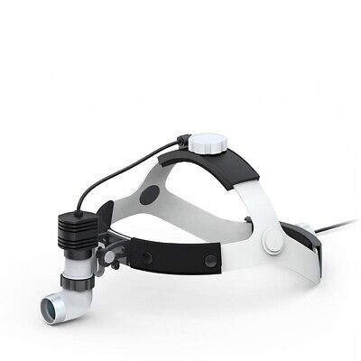 Headlamp Kd-202a-6 Glass Wled Light Illuminated Head Dental Surgical Loupe