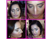 SPECIAL OFFER - £40 - Party Hair & Makeup, Special Occasions, Asian etc. Hounslow, West London.