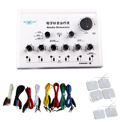 Electronic Acupuncture Instrument Used Health Stimulator Massage Tool CMNS61