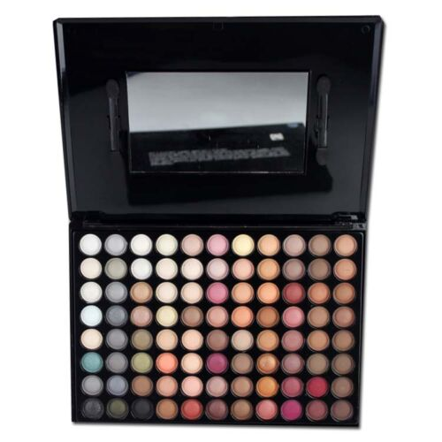 New Arrival Pro 88 Colors Warm Palette Eye Shadow Cosmetic