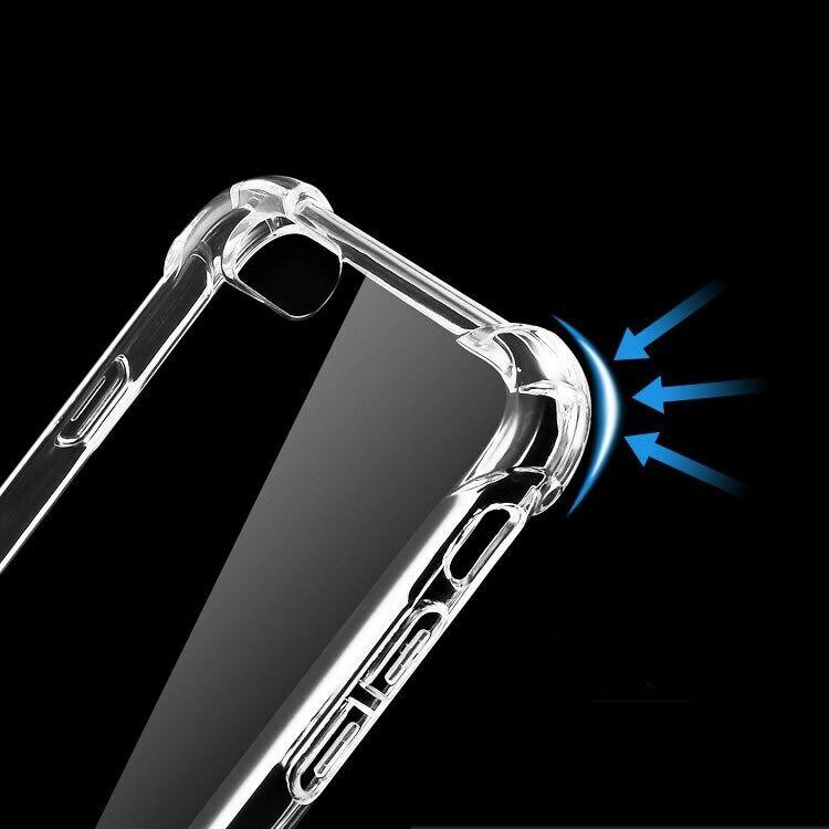 Samsung Galaxy Handyhülle S7 S8 S9 S10 S20 Schutzhülle Silikontasche Transparent
