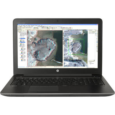"Hp ZBook 15-G3 Mobile Workstation 15.6"" FHD Intel i7-6820HQ 16GB 512GB SSD"