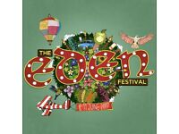 Eden Festival, 2 x Adult tickets: £160